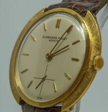 Audemars Piguet 32mm gold manual winding