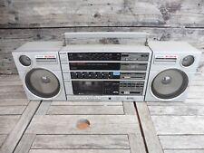 sharp GX-250H Post,Ghetto Blaster boombox/Party Kassette eine Überprüfung