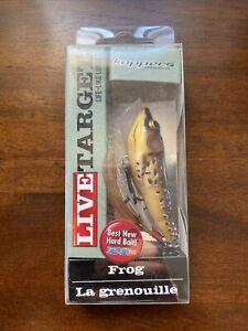 "Koppers Live Target Frog Popper Lure #FGP65T502, 2 1/2"", 1/4oz"