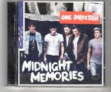 (HO813) One Direction, Midnight Memories - 2013 CD