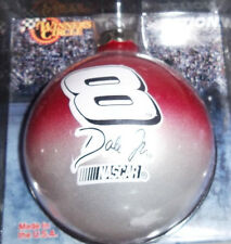 Official Nascar Collectible #8 DALE JR Christmas Ornament New in Box