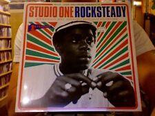 Studio One Rocksteady! 2xLP sealed vinyl Soul Jazz