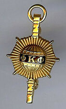 VINTAGE PHI KAPPA PHI FRATERNITY & SORORITY GOLD SOCIETY PIN BROOCH