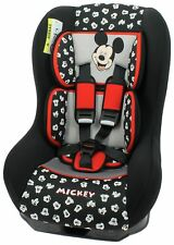 Tt Disney Mickey Mouse Driver Group 0-1 Forward and Rear Facing Car Seat