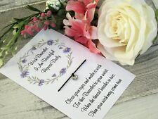 I Am Beautiful Wish Bracelet Anxiety Gift Card Self Care Bracelet Affirmation