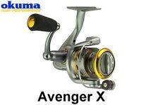 Okuma Avenger X Spin Fishing Reel AV-80X + BRAND NEW + WARRANTY