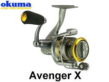 Okuma Avenger X Spin Fishing Reel AV-80X + BRAND NEW + WARRANTY