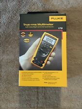 FLUKE 179 TRUE RMS DIGITAL MULTIMETER WITH TEMPERATURE - NIB