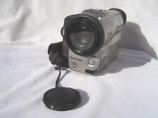 Panasonic NV-DX110B.3CCD.MiniDV. Man.Focus Ring.PAL. DV-in. VGC. 1 yr. Warranty