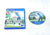 Rory McIlroy PGA Tour (Sony PS4 PlayStation 4, 2015) Golf Tested FAST SHIPPING!!