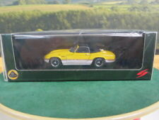 SPARK.  Lotus Elan Sprint DHC. 1971. Yellow & White. S2227