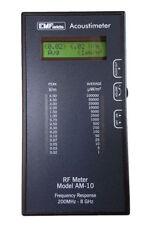 Safe Living Technologies Acoustimeter AM-10 EMF Meter