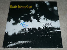 DEAD KENNEDYS BAND SIGNED AUTOGRAPH RECORD ALBUM FLAT 12X12 PHOTO w/COA X2 PROOF