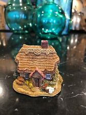 Lilliput Lane Wash Day 1996 with Box and Deed