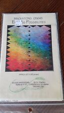 Endless Possibilities Quilt Pattern 05645 - Innovations NIP