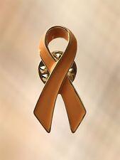 NUOVO GOLD NASTRO infanzia Cancer Awareness bavero pin spilla