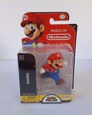 "World of Nintendo Mario 2.5"" Mini Figure World 2-5 Wave 11 Super Mario Bros"