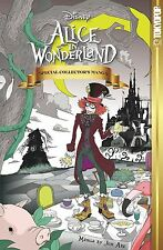 Alice in Wonderland Manga by Jun Abe HC Special Edition HC Tokyopop 2016 OOP