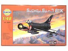 SMER Suchoj Su-7 BMK,Russischer Jagdbomber,Exportversion, Bausatz 1:48,0854