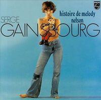 Serge Gainsbourg/Jane Birkin, Histoire Melody Nelson, Picture Disc Vinyl Record