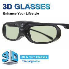 Active Shutter 3D Glasses for Optama/Acer/BenQ/ ViewSonic 3D DLP-Link Projectors