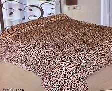 New Ultra Soft Flannel Plush King Size Velvet Cozy Blanket  Bedspread Get Gift