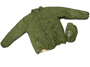 Excellent Genuine British Issue Army Reversible Softie Jacket Thermal Large