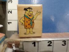 Fred Flintstone RARE RUBBER STAMP  3k