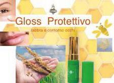 Gloss Protettivo emolliente-idratante-lenitivo labbra e contorno occhi 10 ml