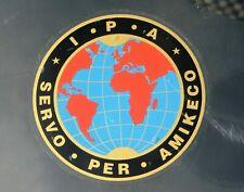 IPA Internationla Police Association Hinterglassaufkleber Auto Frontscheibe