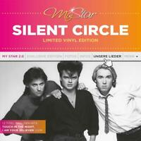"Silent Circle My Star Vinyl Lp 12"" Best of Hits 2 New Tracks Italo Disco 80´s"
