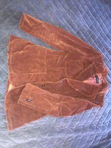 vintage rafael corduroy jacket size small/medium good condtion