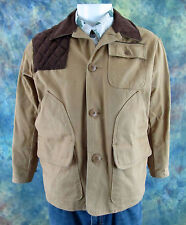 Vintage Chief Brand Chore Field Hunting Birding Pheasant Jacket Coat 40 -42
