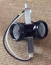 Switchless 4-Light Phenolic Socket