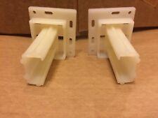 Nylon Rear Mount Sockets for Epoxy Slides Self Adj.  ~ 1 Bid Buys a Left & Right