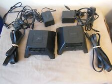 Bose AL8 Wireless Audio Link, Transmitter and Receiver with Link A Cables. GWO