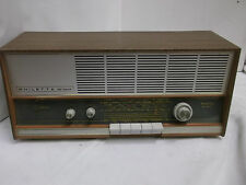 50er 60er Radio Philips Philetta de Luxe Standgerät 50s 60s Vintage