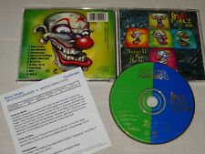 INFECTIOUS GROOVES - GROOVE FAMILY CYCO / ALBUM-CD 1994 & PROMO-FACTS