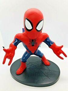 Marvel Spiderman Soft PVC Figure with Sound