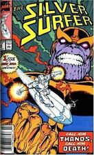 Silver Surfer: Rebirth of Thanos (Fantastic Four) (TP)