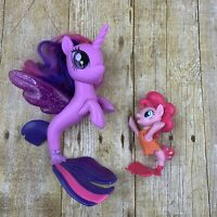 MLP My Little Pony Seapony Set Of 2 Mermaid