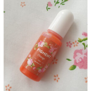 ORANGE 10ML BOTTLE LIQUID CANDLE DYE HIGHLY CONCENTRATED FOR SOY & PARAFFIN WAX