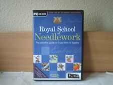 Royal School of Needlework The definative guide to Cross Stitch ... - Game  N8VG