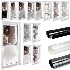 5€/m² Milchglasfolie Sichtschutzfolie Folie Fensterfolie Selbstklebend Fenster