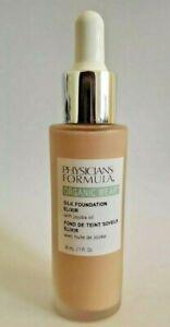 Physician's Formula Organic Wear Silk Foundation Elixir in 04 Light to Medium