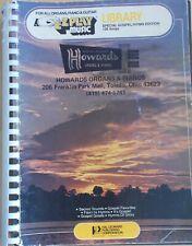 EZ Play Gospel Hymn Edition Voice Piano Organ Guitar