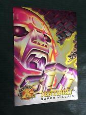 X-MEN FLEER ULTRA card nr 75  SENTINELS  SUPER VILLAIN  MARVEL CHROME