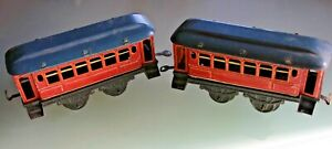 Bing ? Zug Skala O Bündel 2 Autos Reisende Jahre 30