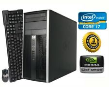 HP Gaming PC Desktop *Core i7 QUAD* Windows 10 • NVIDIA GTX 1050 • 16GB • 1TB