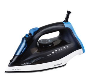 Havells Plush Steam Iron With 1600W And Horizontal & Vertical Both SteamFunction